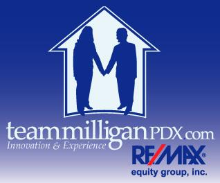 Team Milligan PDX logo